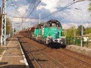 train gare