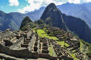 Machu Piccu Pérou