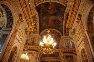 Saint Isaac cathédrale