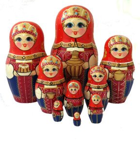 poupee-russe-avec-samovar-10-pieces-t6164