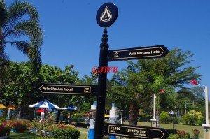 Golf hôtel Pattaya_11